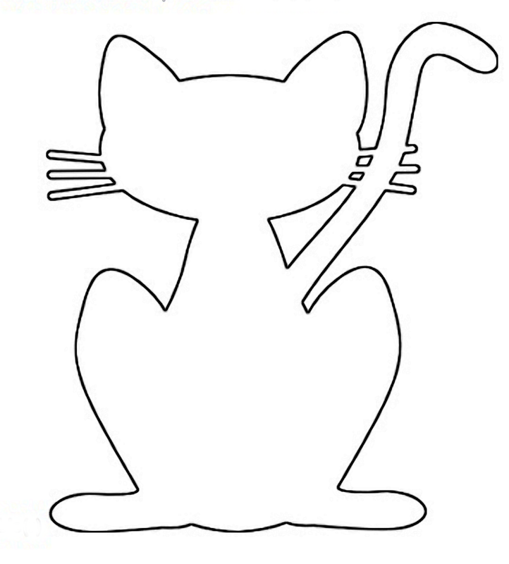 Free craft patterns for everyday arts crafts animals for Templates for wood cutouts