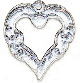 Fancy Heart For A Valentine crafts